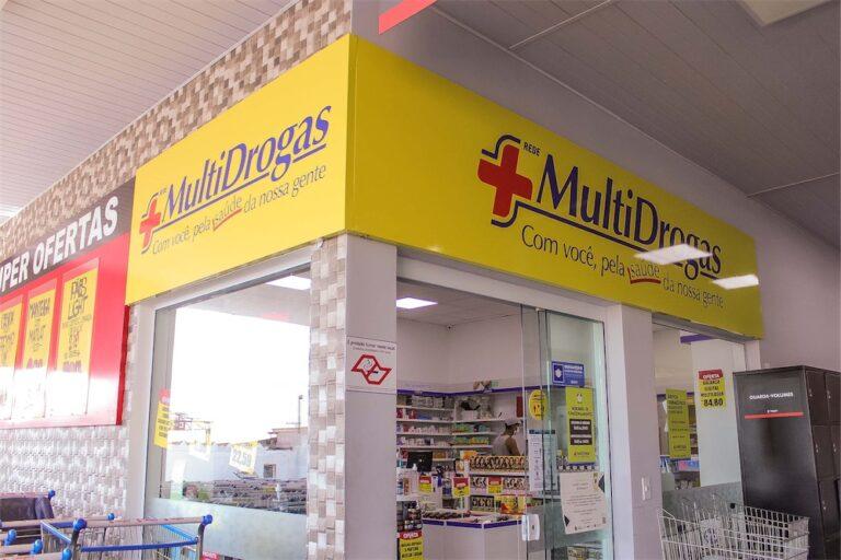 Farmácia Multi Drogas